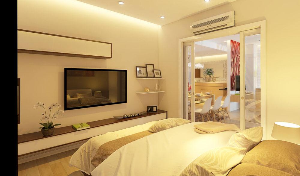 thiết kế nội thất chung cư đơn giản tối ưu chi phí 11
