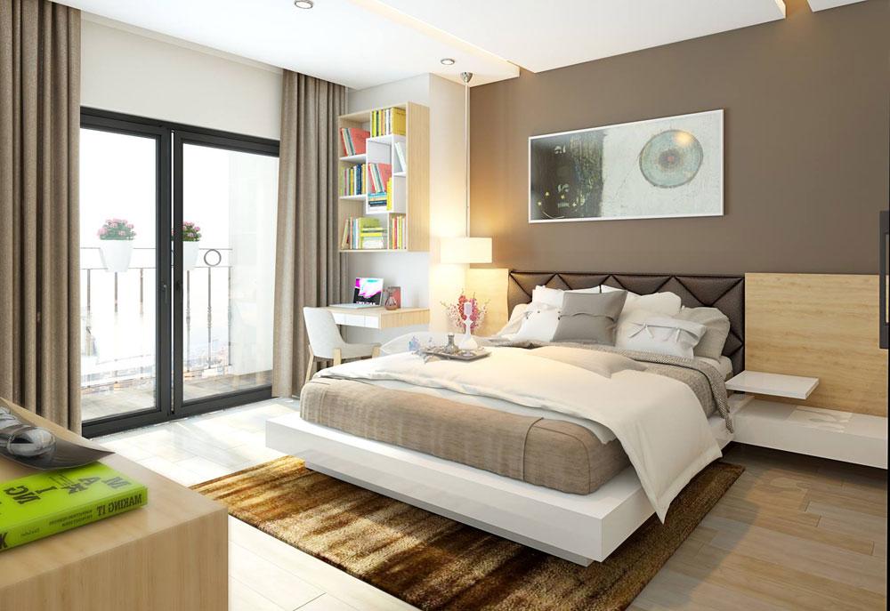 thiết kế nội thất chung cư đơn giản tối ưu chi phí 13