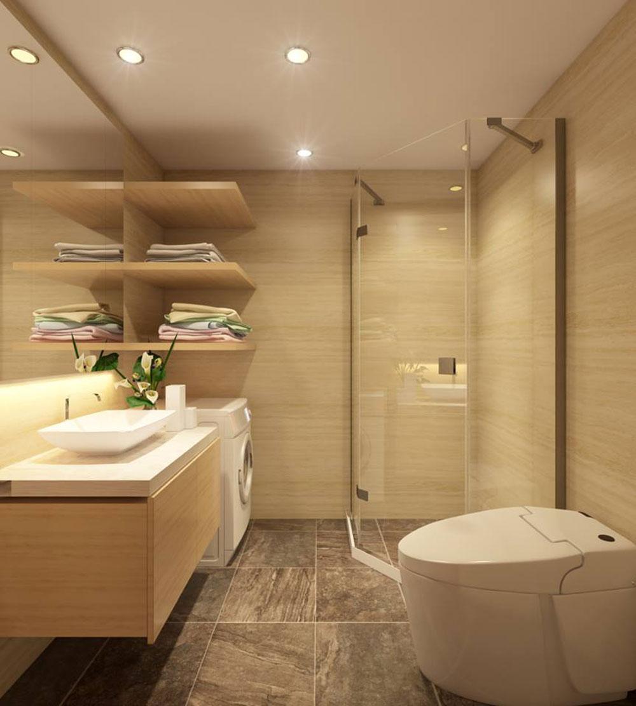thiết kế nội thất chung cư đơn giản tối ưu chi phí 14