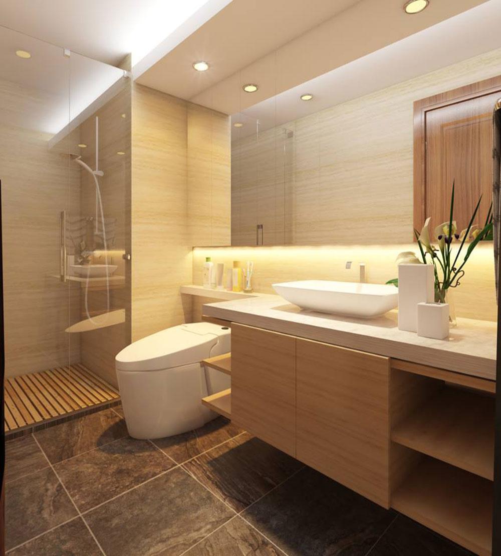 thiết kế nội thất chung cư đơn giản tối ưu chi phí 15