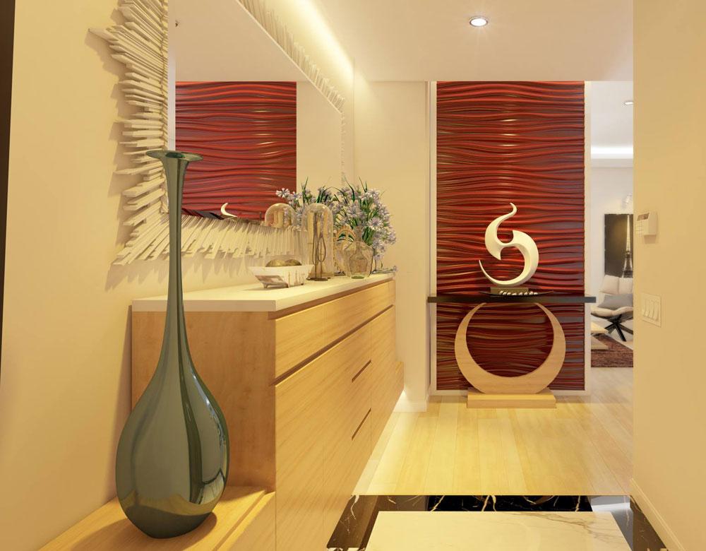 thiết kế nội thất chung cư đơn giản tối ưu chi phí 8