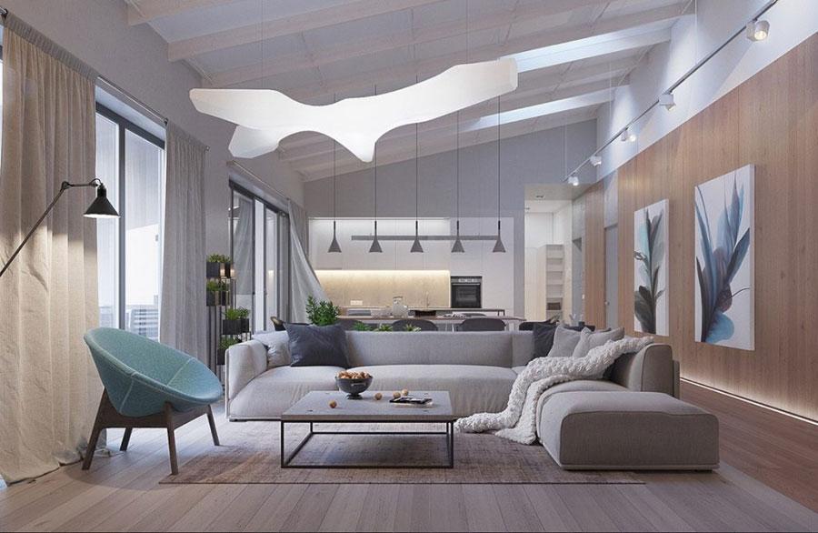 Phong cách thiết kế nội thất nổi bật năm 2019