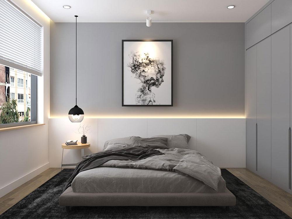 thiết kế nội thất chung cư 50m2 ảnh 3