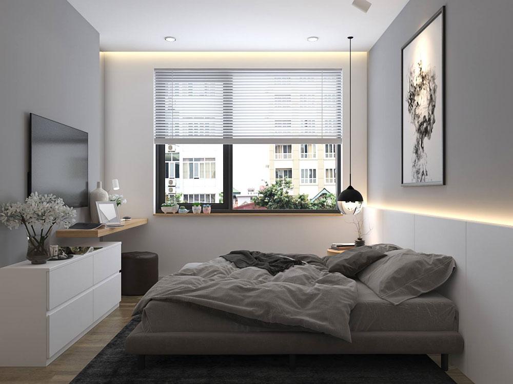thiết kế nội thất chung cư 50m2 ảnh 4