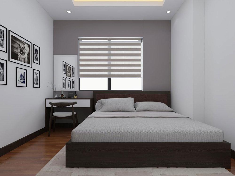 thiết kế nội thất chung cư 72m2 ảnh 6