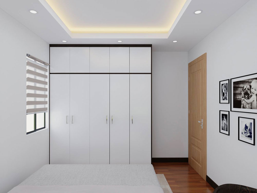 thiết kế nội thất chung cư 72m2 ảnh 7