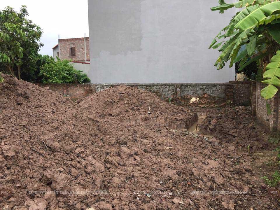 Khu đất xây dựng
