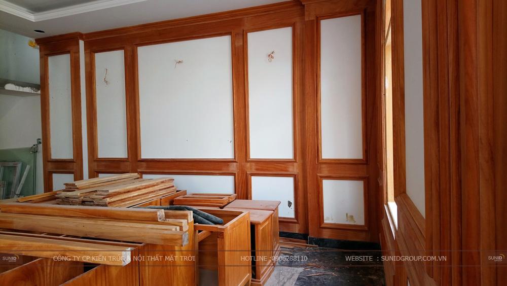 Nội thất phòng khách - view 2