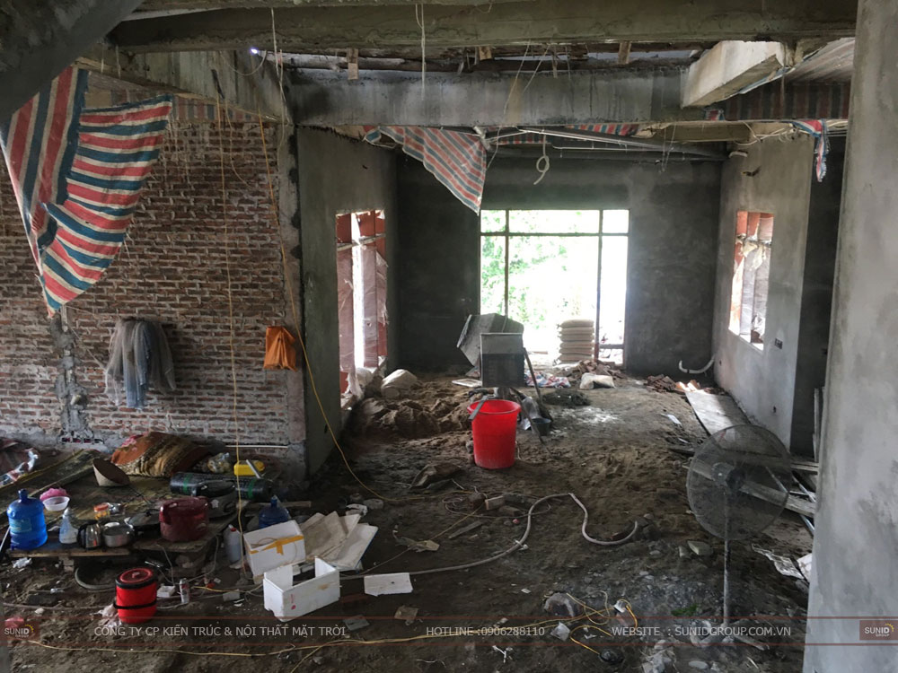 View 06 - Tầng 2 căn biệt thự