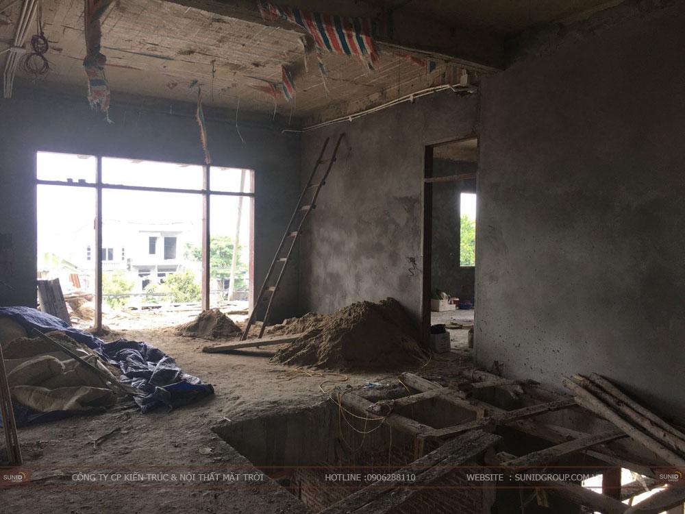 View 07 - Tầng 2 căn biệt thự