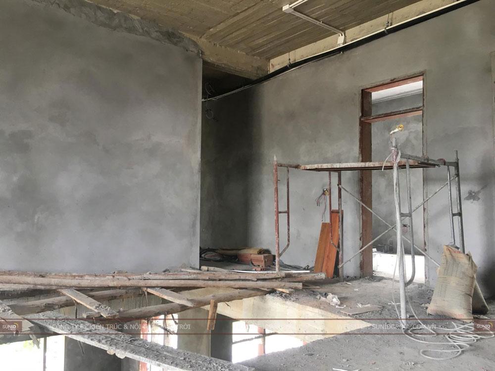 View 09 - Tầng 3 căn biệt thự