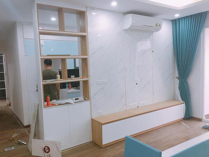 Hoàn thiện nội thất dự án chung cư Discovery complex Cầu Giấy