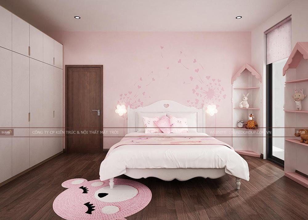 Thiết kế căn phòng theo sở thích giúp bé có không gian nghỉ ngơi ý tưởng và học tập tốt nhất