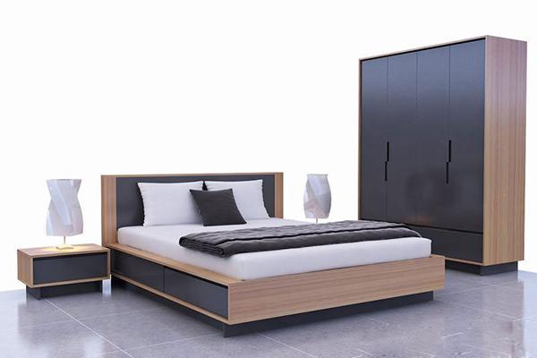 Giường đa năng phù hợp phòng ngủ có diện tích khiêm tốn và quá nhỏ