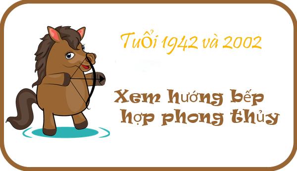 Tuổi Nhâm Ngọ sinh năm 1942 và 2002