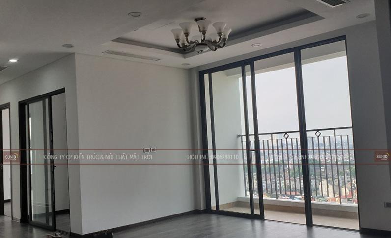 Khảo sát căn hộ chung cư PHC Complex 158 Nguyễn Sơn Long Biên - View 02