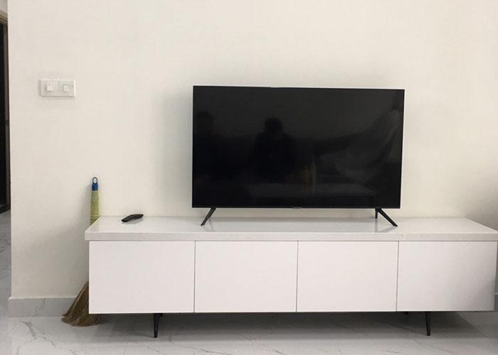 Dự án thiết kế thi công nội thất căn hộ chung cư Định công Hoàng mai Hà Nội