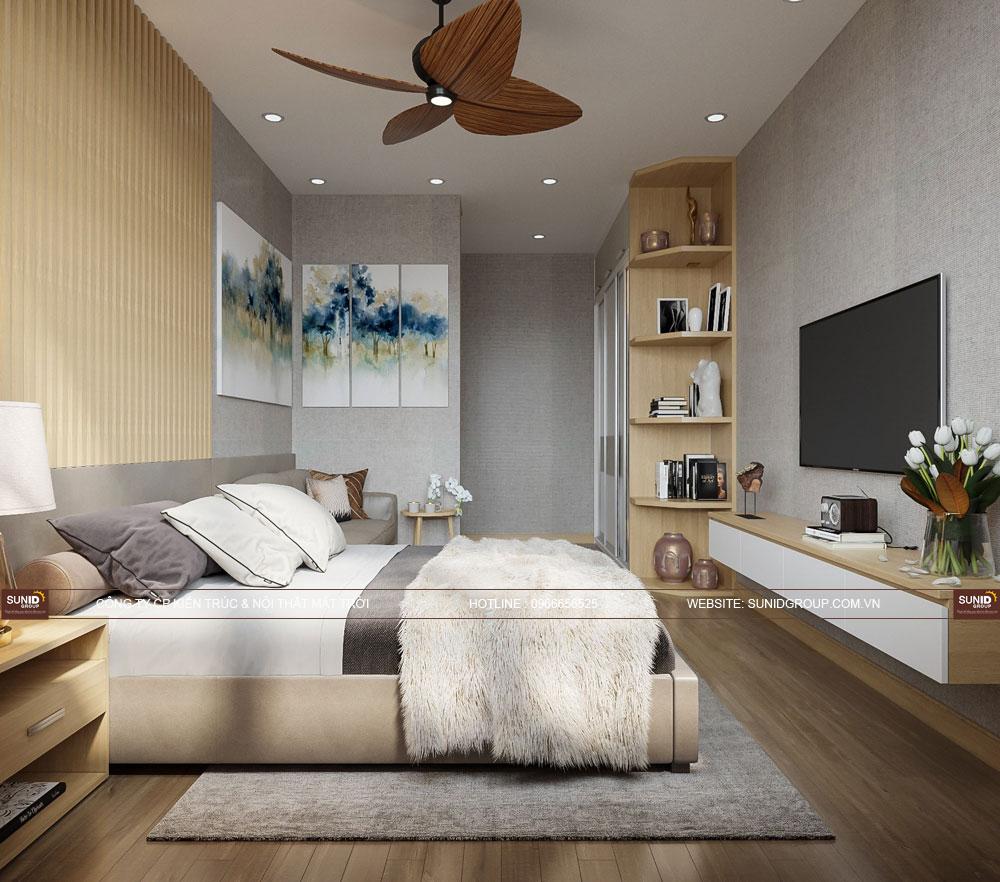 Phòng ngủ ông bà - View 01