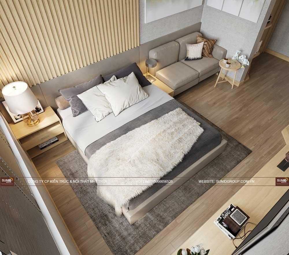 Phòng ngủ ông bà - View 02