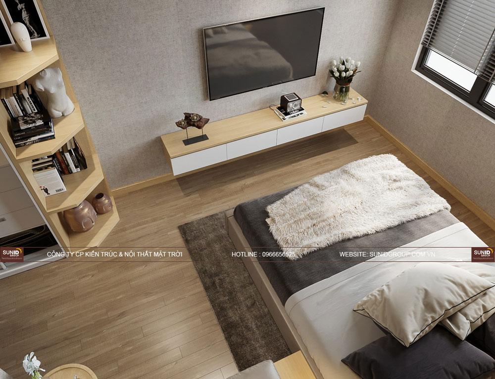 Phòng ngủ ông bà - View 03