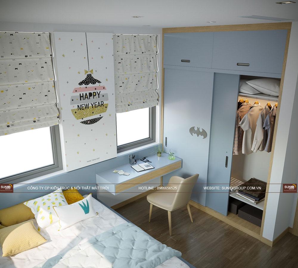 Phòng anh hai - View 04