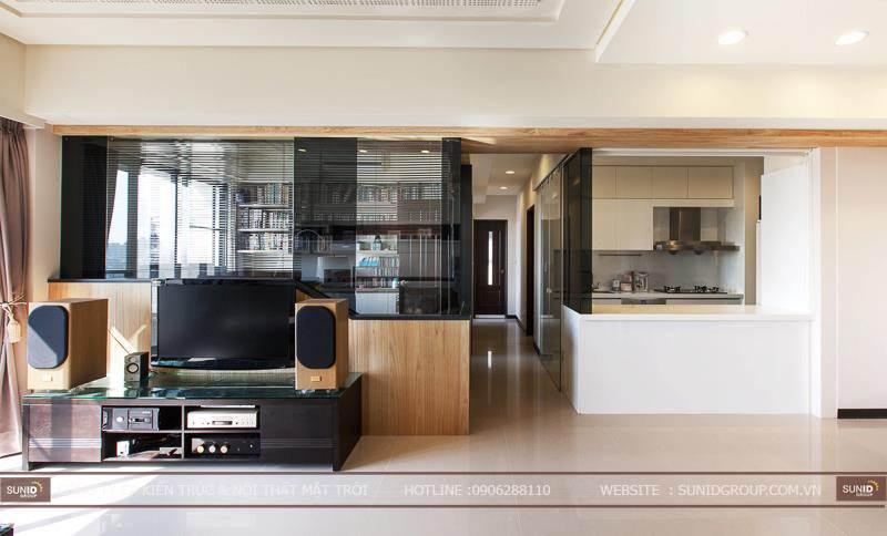 Thiết kế nội thất hot nhất hiện nay