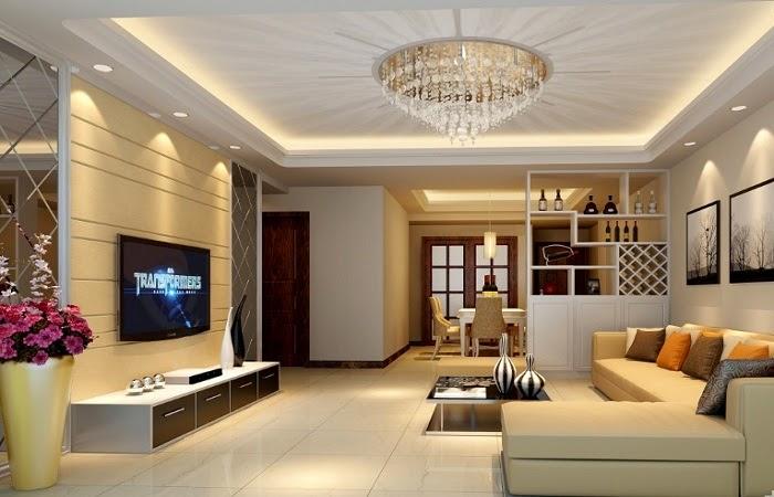 thiết kế nội thất phòng khách cần kiêng kỵ gì