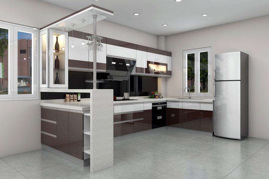 cách vệ sinh phòng bếp sạch sẽ sáng bóng
