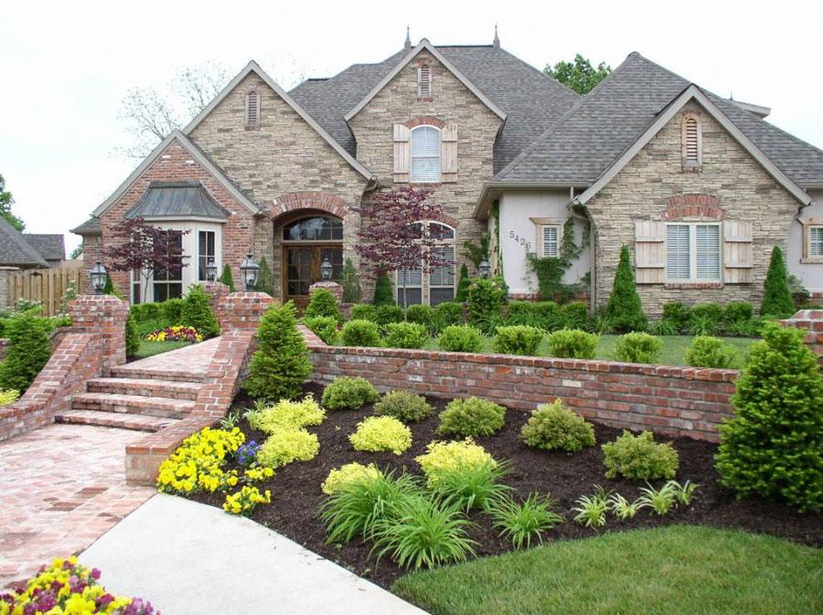 Tổng hợp những mẫu sân vườn nhỏ xinh tô điểm cho ngôi nhà của bạn