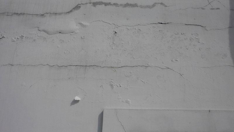 tường nhà xây xong bị nứt chân chim