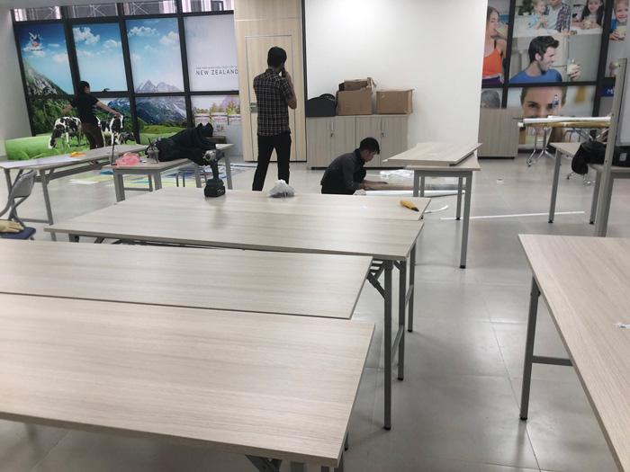 Thi công phần thô và thiết kế nội thất văn phòng New image