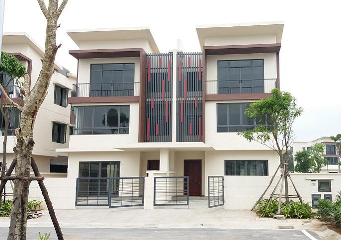 Khảo sát thi công nội thất căn biệt thự song lập Gamuda Gardens
