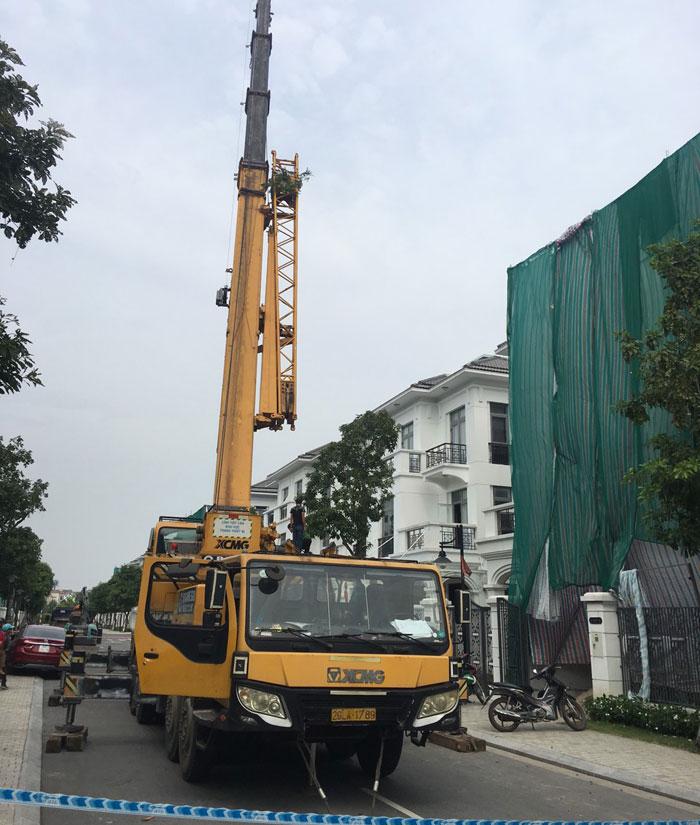 Dịch vụ xây thô biệt thự trọn gói đẹp chất lượng của Sunid tại Hà Nội